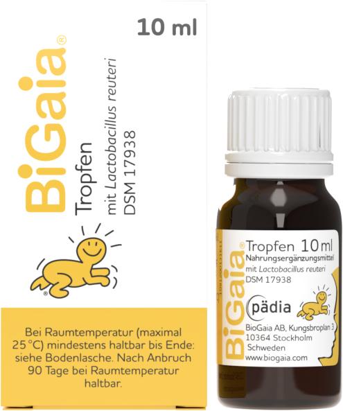 Bigaia Probiotic Drops Biogaia