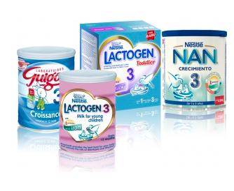 Nestlé Infant Formula | BioGaia