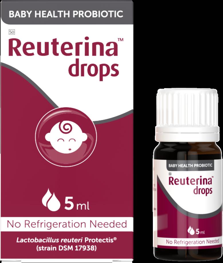 Reuterina Drops probiotics