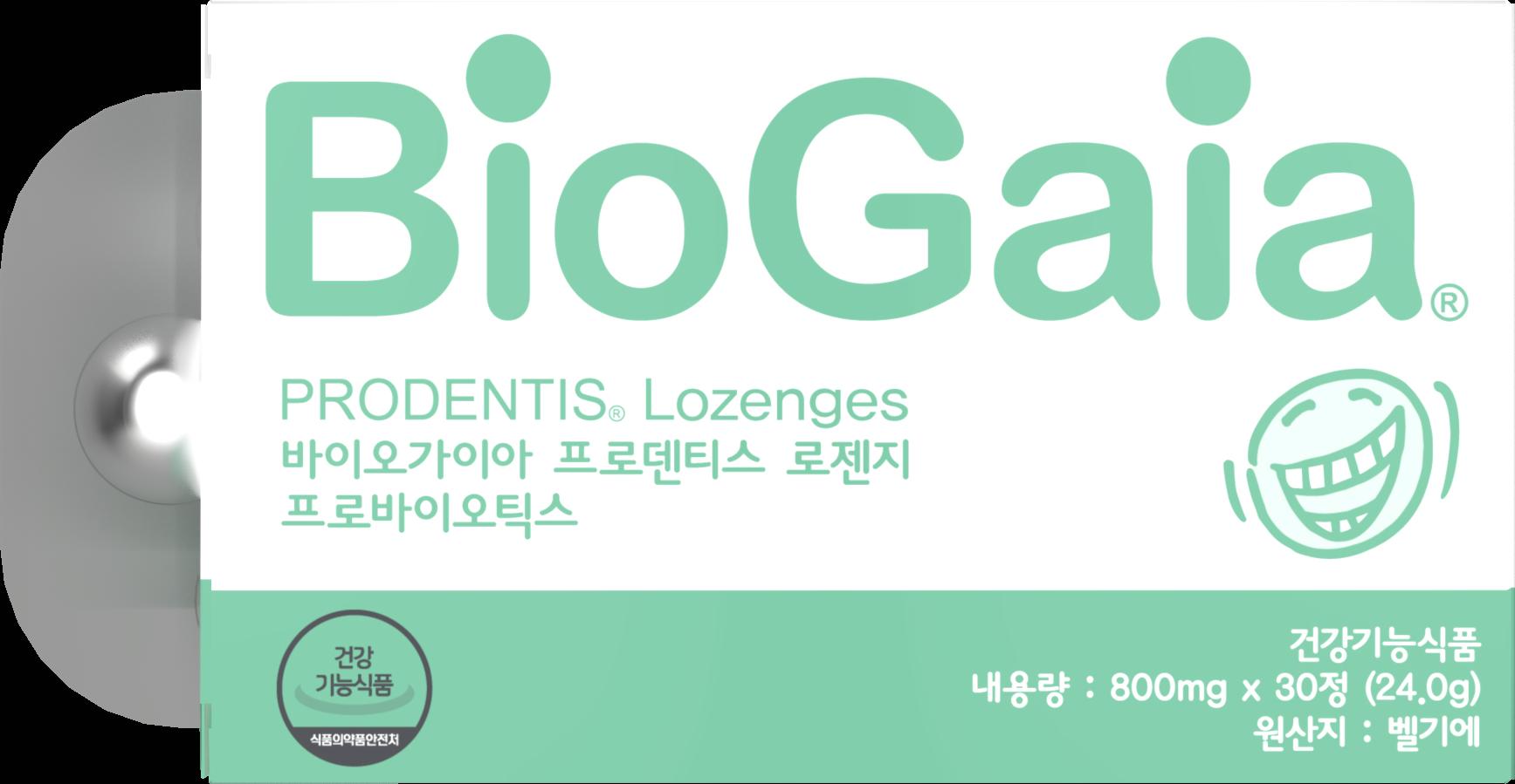 Prodentis Southkorea Biogaia