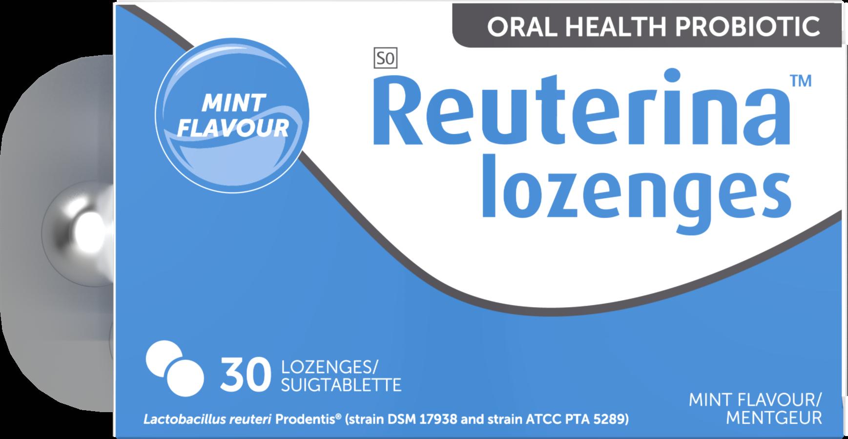 Reuterina Lozenges probiotic