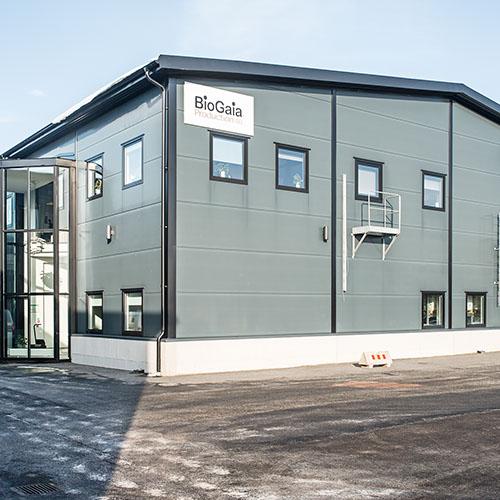 Production facilities outside