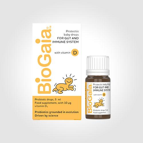 BioGaia Protectis vitamin d drops